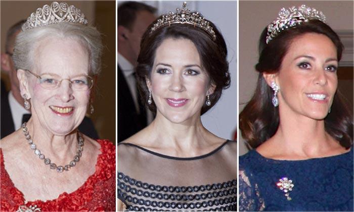La historia de la nueva tiara de Mary de Dinamarca