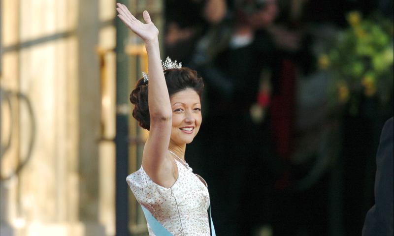 Guerra de diamantes entre la condesa Alejandra y la Familia Real de Dinamarca