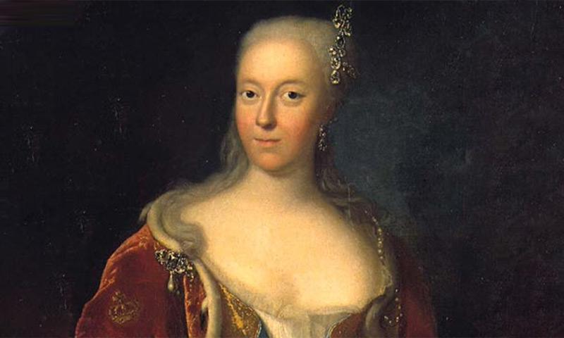 Ana Sofía Reventlow, Reina de Dinamarca y Noruega