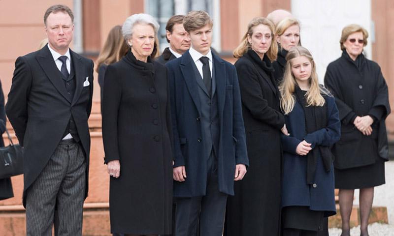 Benedicta de Dinamarca, tras perder a su marido, sacudida por otra tristeza