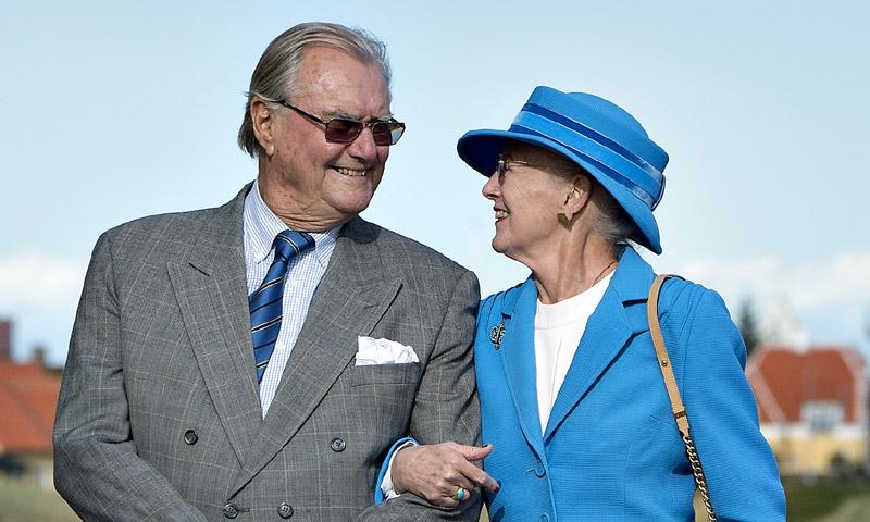 Primeras declaraciones de Margarita de Dinamarca sobre la demencia de su marido