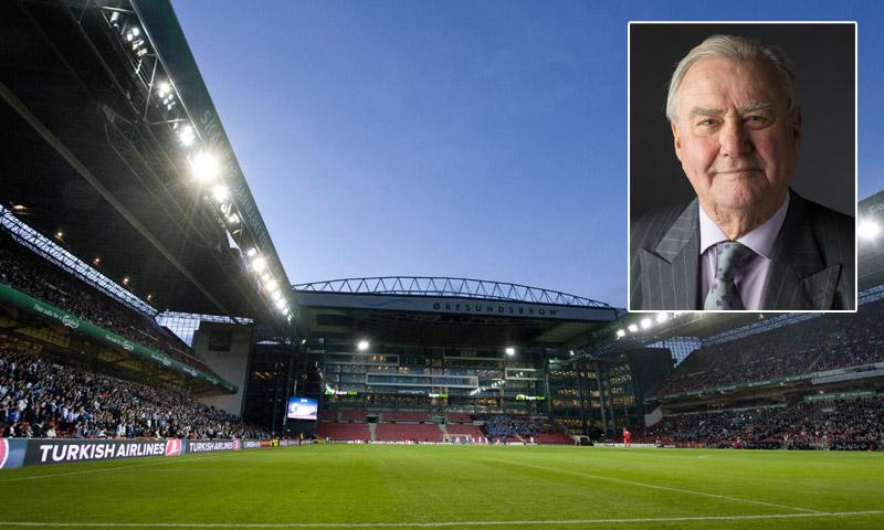 El Atlético de Madrid estará presente en uno de los homenajes a Henrik de Dinamarca