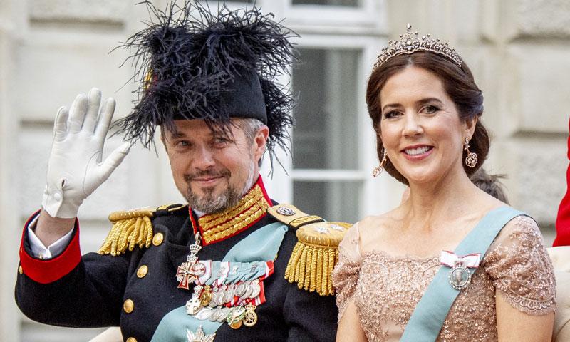 Federico de Dinamarca celebra su cumpleaños con una gran cena de gala