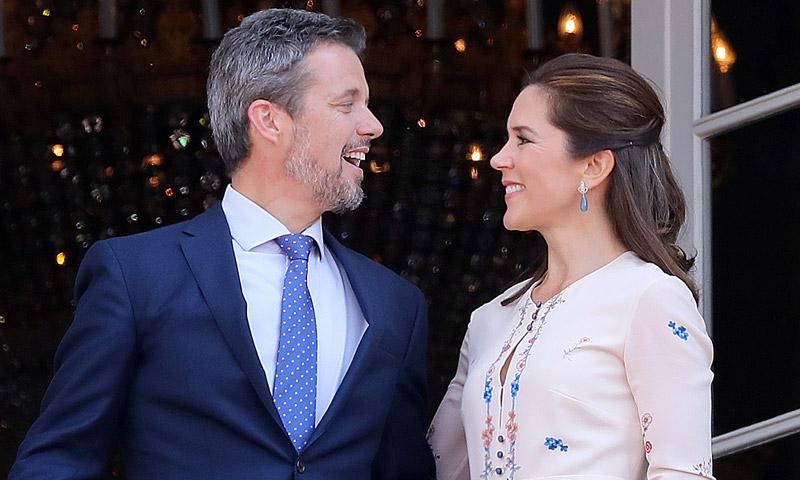 ¡Puro amor! Las palabras de la princesa Mary de las que habla toda Dinamarca