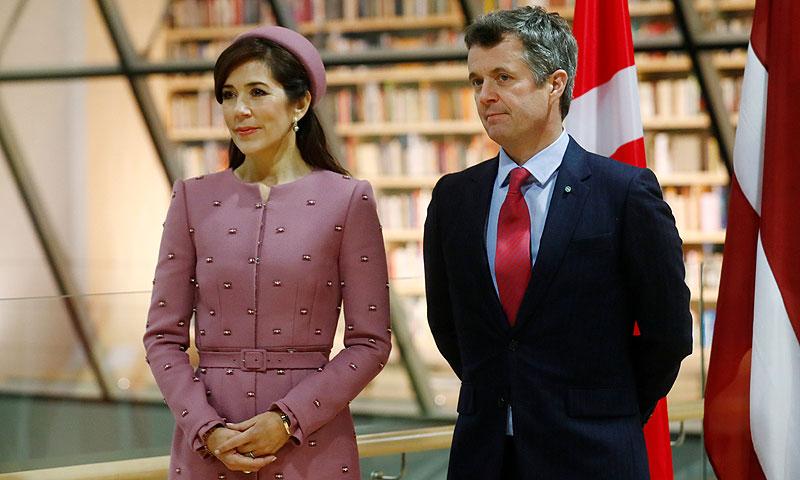 La amistad de Federico de Dinamarca y el dueño de Asos, afectado en los atentados de Sri Lanka