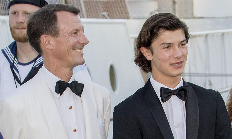 Joaquín de Dinamarca se arrepiente de haber presionado a su hijo Nicolás para que entrara en el Ejército
