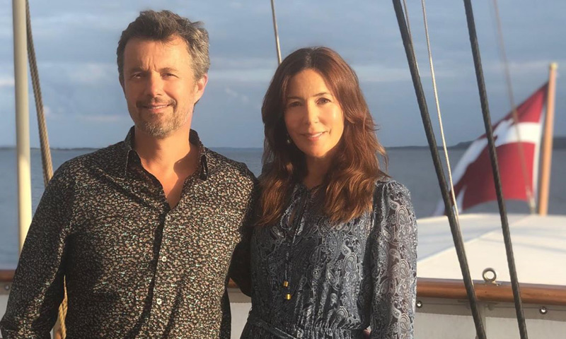 El mensaje con el que Federico y Mary de Dinamarca ponen fin a sus vacaciones familiares por el país