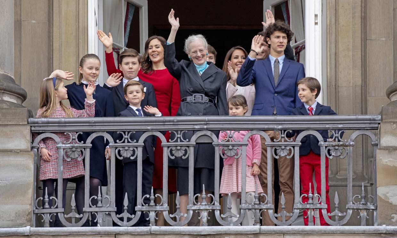 Aumenta la seguridad en la residencia de la Familia Real danesa