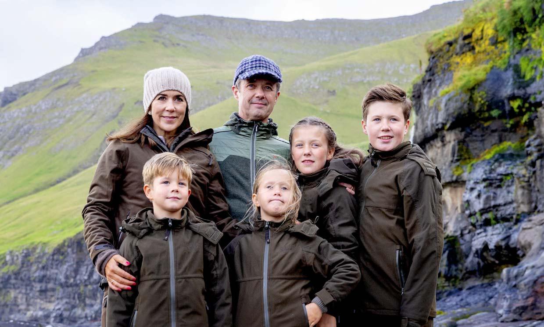 Nueva etapa para los cuatro hijos de Federico y Mary de Dinamarca: estudiarán en un internado suizo