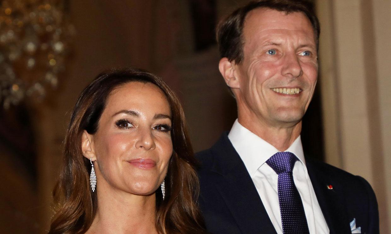 Marie de Dinamarca sale en defensa de su marido, el príncipe Joaquín