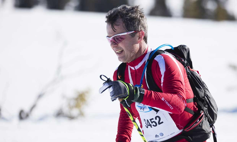 Federico de Dinamarca, operado tras un accidente de esquí