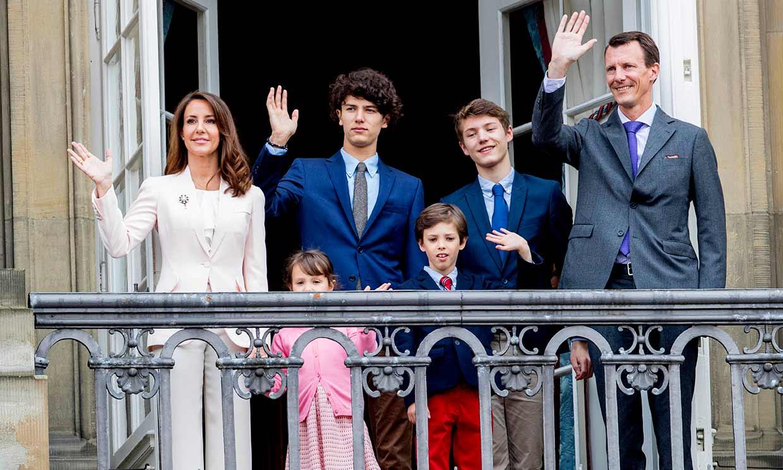 Joaquín de Dinamarca y su familia se mudan tras comenzar a levantarse el confinamiento en su país
