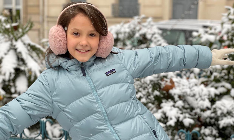 La sorpresa que se llevó Athena de Dinamarca en su noveno cumpleaños