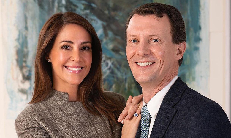 Joaquín de Dinamarca recuerda junto a la princesa Marie el ictus que sufrió en verano: 'Estuvo muy cerca de una tragedia'