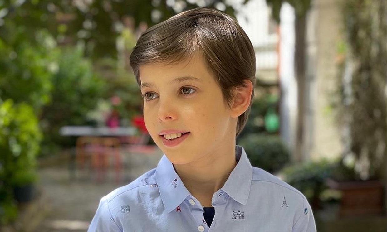 ¡Bienvenida adolescencia! El príncipe Henrik de Dinamarca cumple 12 años desde París