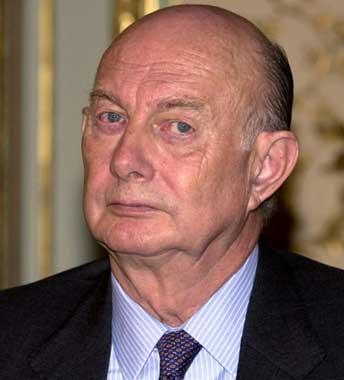 Ricardo Díez-Hochleitner, nuevo secretario general para la Casa del Rey