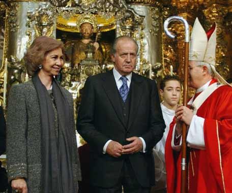 Los reyes de espa a 39 inauguran 39 el xacobeo 2004 - Casa de los reyes de espana ...