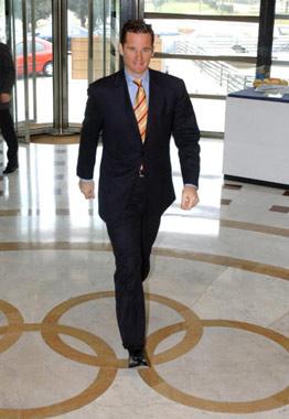 Urdangarín ya es el nuevo vicepresidente primero del Comité Olímpico Español