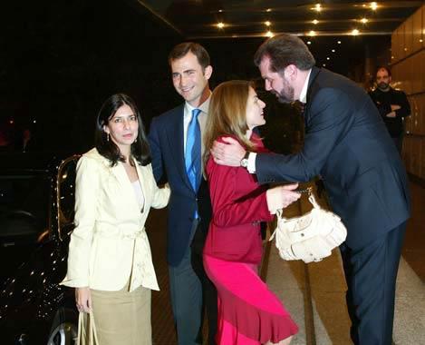 Los Príncipes Felipe y Letizia pasarán el fin de semana en Asturias