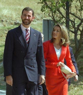 Los Príncipes de Asturias y de Viana comienzan a trabajar juntos en el corazón de Navarra