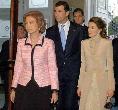 Emoción y gran ovación para doña Letizia en sus primeros Príncipe de Asturias