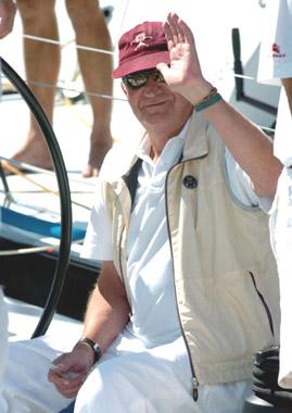 Los hijos de los Duques de Palma, 'pequeños marineros' en Mallorca