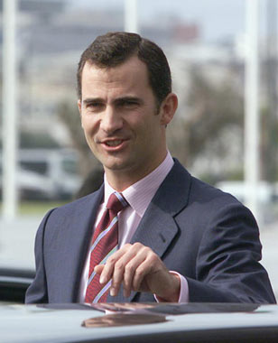 El príncipe Felipe desea estar presente en el nacimiento de su primogénito