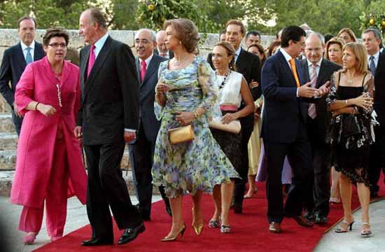 La Familia Real se entrena para la Copa del Rey de vela