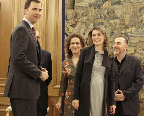 Felipe de Borbón celebra la llegada de los 39 años en familia