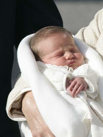 Letizia y Sofía, los nombre favoritos para la nueva Infanta según los internautas