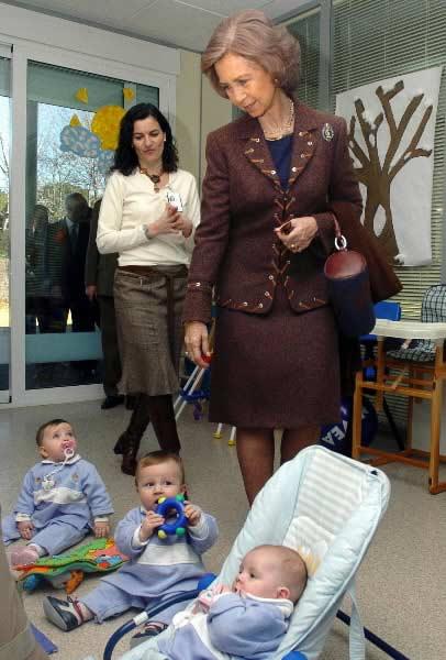La infanta Leonor irá a la guardería privada de la Guardia Real