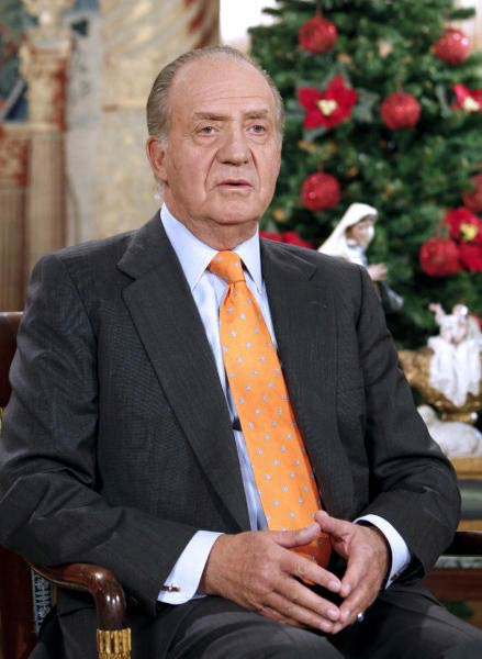 El Rey reclama 'unidad' frente al terrorismo y en los asuntos de Estado en su mensaje de Navidad