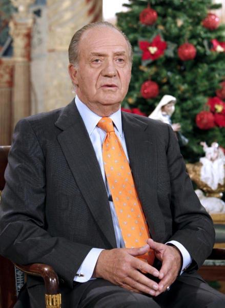 Don Juan Carlos, rey de las audiencias de televisión en Nochebuena