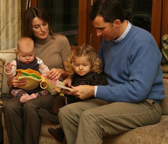 La princesa Letizia: cuatro años de amor y un máster como Princesa