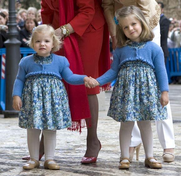 La infanta Sofía cumple dos añitos: un recorrido por sus mejores fotografías