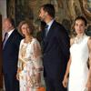 Los Reyes y los Príncipes de Asturias despiden el verano en Mallorca