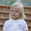 Primeras fotos de la infanta Sofía de 'colegiala'