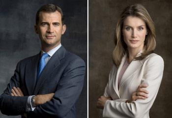 Nuevas fotografías oficiales de los Príncipes de Asturias