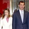 Los Príncipes de Asturias inauguran en Madrid el I Foro España-México junto al presidente Felipe Calderón y su esposa, Margarita Zavala