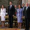 Los Reyes presiden el acto conmemorativo del XXV aniversario de la firma del Tratado de Adhesión de España y Portugal a las Comunidades Europeas