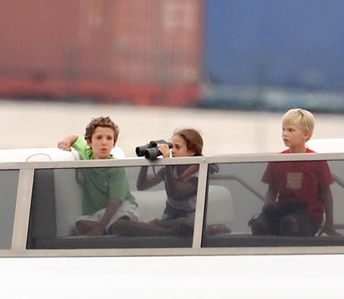 La Familia Real española disfruta de sus últimos días de vacaciones en Mallorca junto a Noor de Jordania y Rosario Nadal