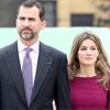 La Princesa de Asturias, fiel a su fondo de armario durante su visita oficial a Perú junto al Príncipe