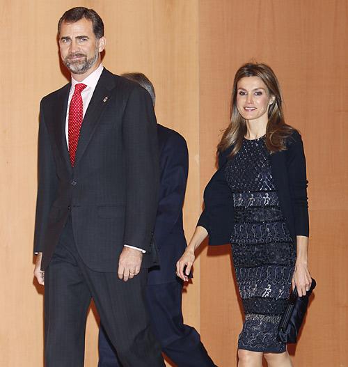 Los Príncipes de Asturias premian en Navarra a los jóvenes empresarios: 'Nos infundís confianza en lograr un futuro mejor'