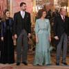 El Rey dedica un emotivo homenaje a las víctimas del terrorismo en la recepción al Cuerpo Diplomático acreditado en España