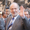 El Rey vuelve a hacer 'el paseíllo' en Las Ventas tras tres años de ausencia