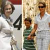 La reina Sofía y la infanta Elena, junto a sus dos hijos, ya se encuentran disfrutando de sus vacaciones en Mallorca