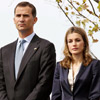 Los príncipes de Asturias recuerdan a las víctimas del 11-S en el décimo aniversario de la tragedia