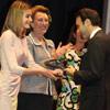 La princesa de Asturias entrega el premio 'V de Vida' a Enrique Ponce