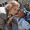 La emoción de la reina Sofía en su visita a Haití: 'Es un país especial para mí... los haitianos llegan al corazón'