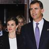 Los príncipes de Asturias cierran su primer día en Oviedo con un concierto